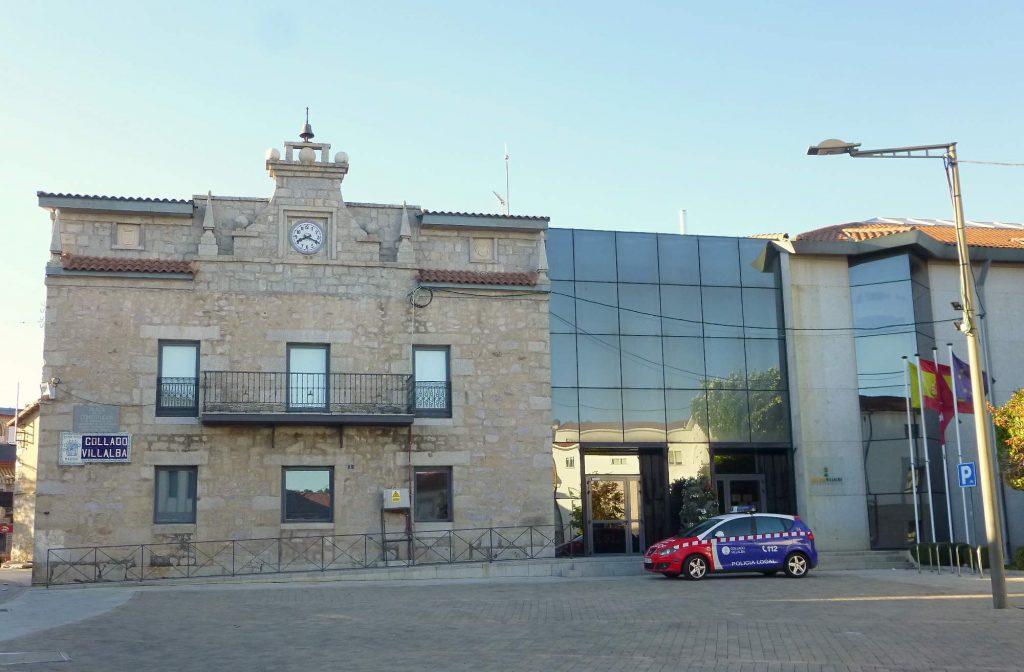 Solicitud de mejoras en las paradas de Radio Taxi Collado Villalba